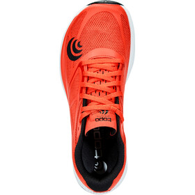 Topo Athletic Zephyr Zapatillas Running Hombre, naranja/blanco